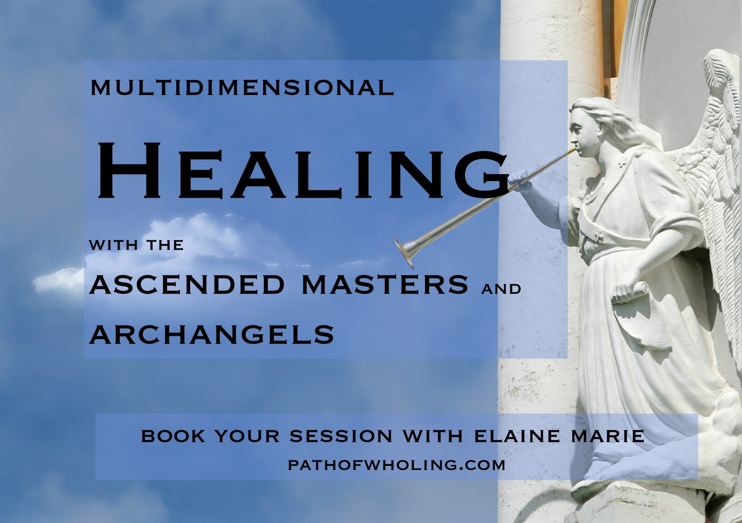 healing with the masters and archangels